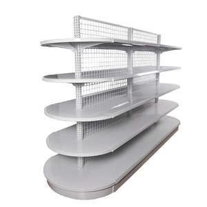 wire back Round display rack