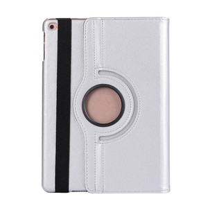 360 Degree Rotating Case For Apple New iPad 9.7 2017 2018 Case Cover Funda Tablet A1822 A1893 PU Leather Stand