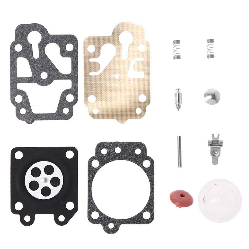 yuuups Carburetor Carb Repair Kits Brush Cutter Gasket for Carburetors 40-5/44F-5 34F