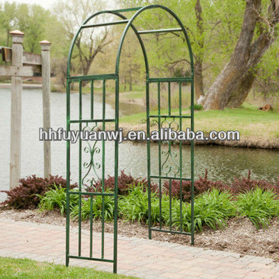 New Style 2.4M Heavy Garden Arch Steel Climbing Rose & Plants