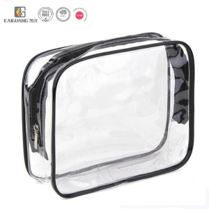 Direct Factory shopping bag Experts Wholesale Transparent pvc cosmetic bag