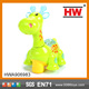 Electric Giraffe With Light And Music Cartoon Animal Toy