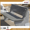 chinese cheap granite bench with back for sale
