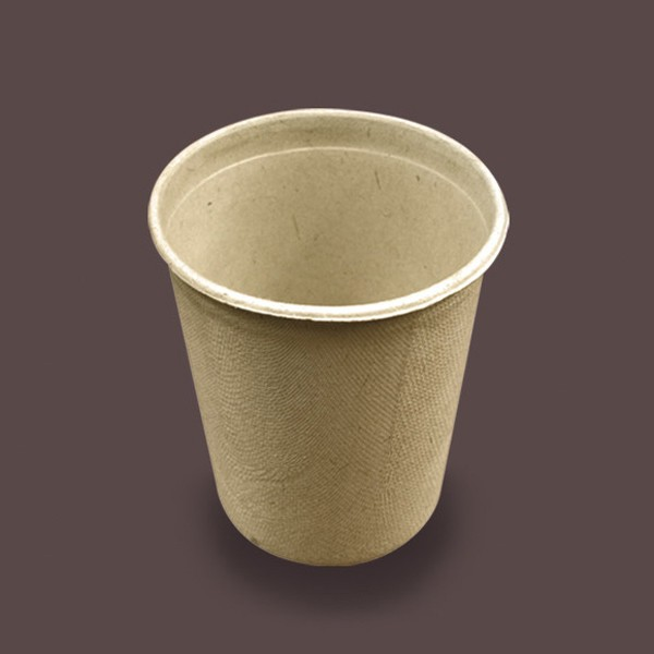 degradable natural wheat straw cup