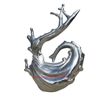 Hot selling High Quality products Stainless steel art abstract sculpture