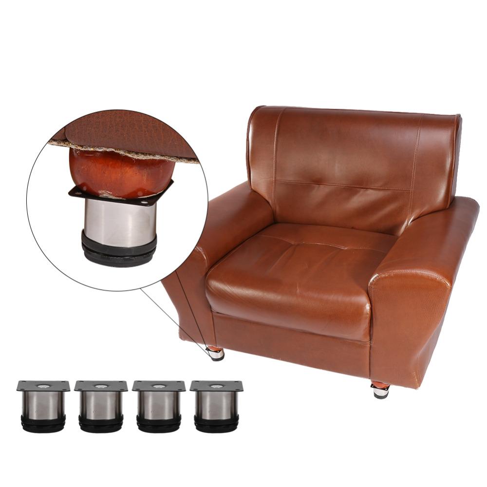 Achetez en Gros inoxydable meubles jambes en Ligne à des