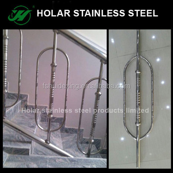 Holar stainless steel balcony grill designs buy balcony for Stainless steel balcony grill design