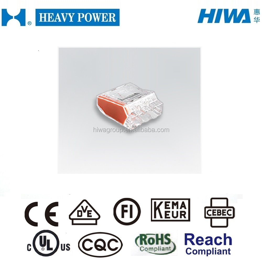 Push-in Wire Connector Economy Type
