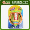 Plastic Light Up and Musical Spinning Top Toy