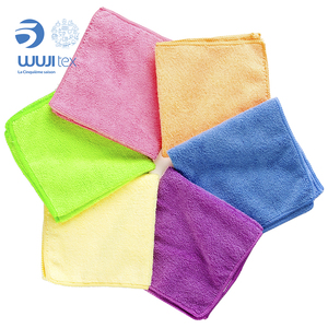 Customized household microfiber kitchen cleaning cloth