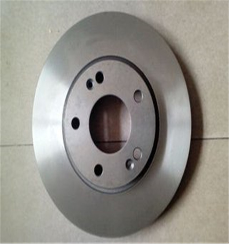OEM 1400284 DAF 45 55 truck brake disk rotor with ABS