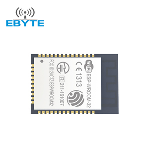 ESP-Wroom-32 ESP32 Bluetooth and WIFI Dual Core BLE 4 2 UART I/O interface  with Low Power Consumption IOT transceiver module