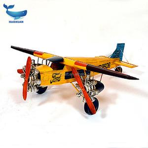 Metal Antique Airplane Model, Metal Antique Airplane Model