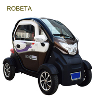 2017 alibaba China two person electric car in korea for parks