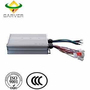 Good Dc Motor Speed Controller 48v 60v 750w 50a Max Brushless