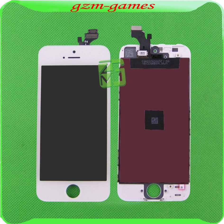 Alibaba China Wholesale price for iphone 5 lcd assembly ,touch screen for iphone5G original,for iphone 5 16gb 32gb lcd digitizer