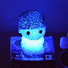 Novelty LED EVA soldier toy for kids,colorful flashing EVA toy with LED light up
