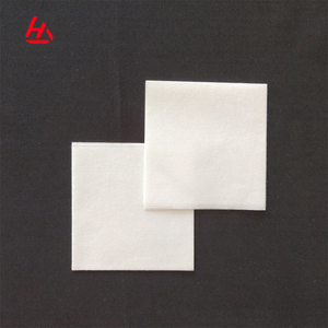 Hot Sale High Quality Airlaid Napkin White Hotel Raw Materials Paper Napkin