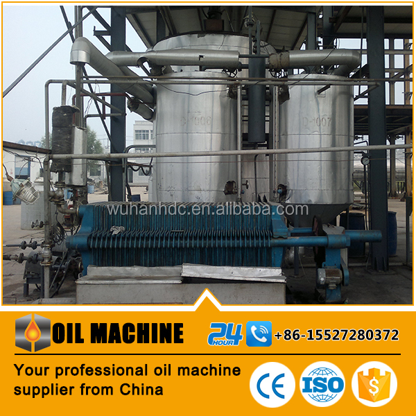 Energy Saving newest design small biodiesel plant crude glycerin equipmeny, glycerin production plant