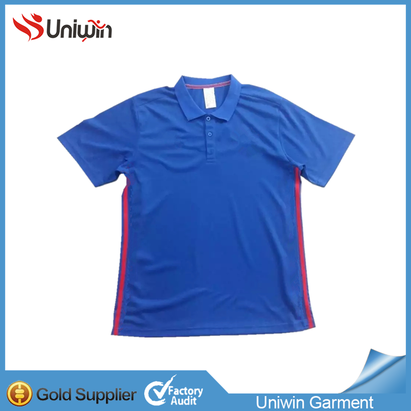 Wholesale Cheap Custom Your Own Team Soccer Polo Jersey