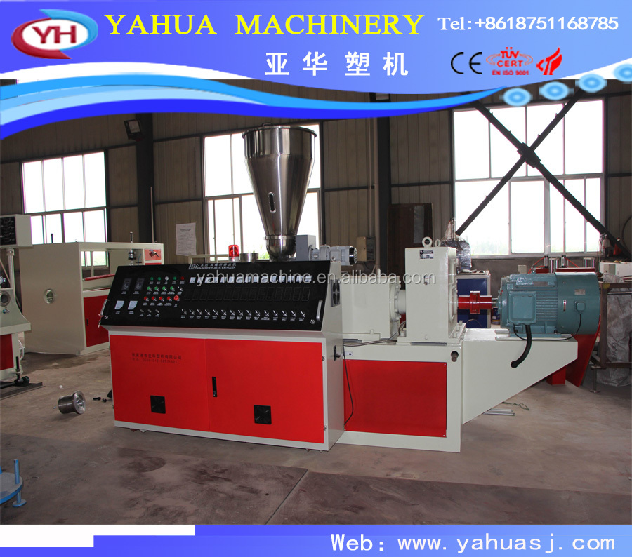 CHENDING PVC Pipe Production Line/PVC Pipe Extrusion Line Machine for Sales