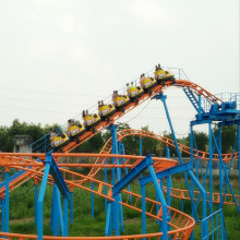 mini & huge roller coaster amusement park products for sale