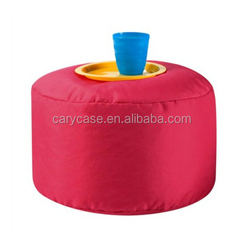Superb Waterproof Large Bean Bag Chair Round Footrest Cushion Beanbag Ottomans Red Round Recliner Buy Modern Pod Chair Pod Chairs For Kids Modern Pod Gmtry Best Dining Table And Chair Ideas Images Gmtryco