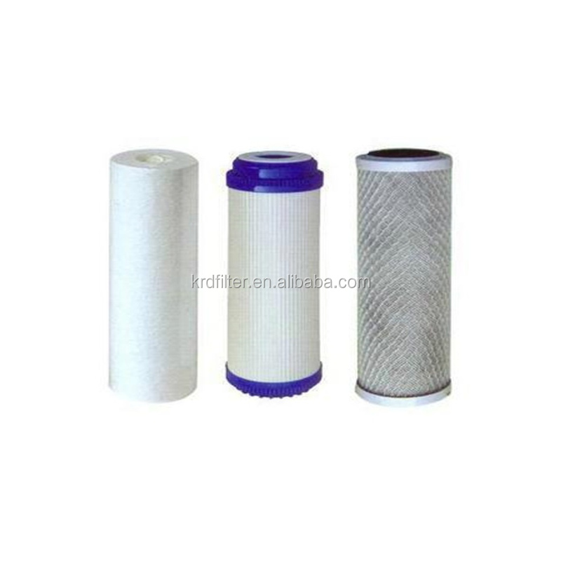 4a6119bb1e6a T33/UDF/CTO Activated Carbon Charcoal Water Filter Element /Cartridge for Residential  RO