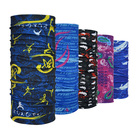 High Quality Factory Directly Selling Multifunctional Art Design Biker Bandana