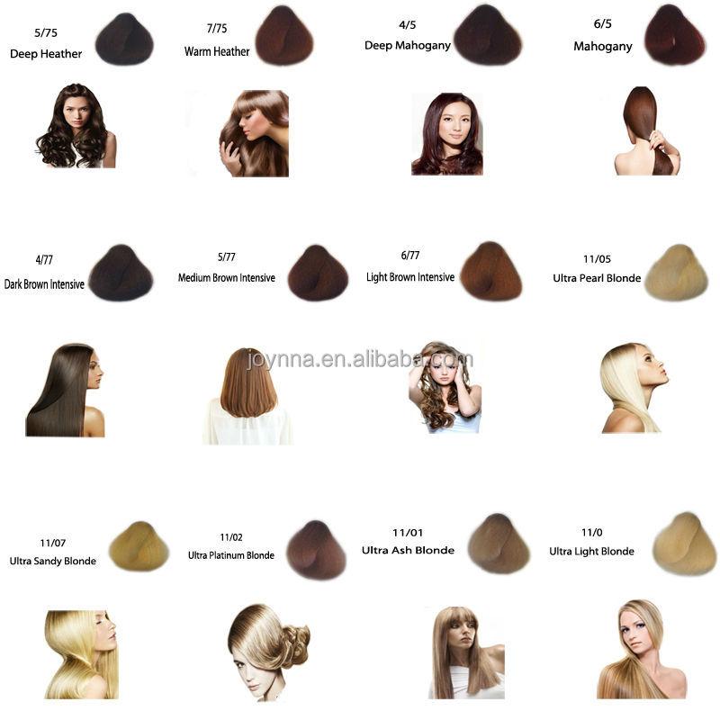 Professional Hair Color Salon Organic Hair Color Dye View Organic