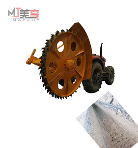 hot sale MAYJOY Small disc ditcher/ditcher/trencher tractor/trencher teeth