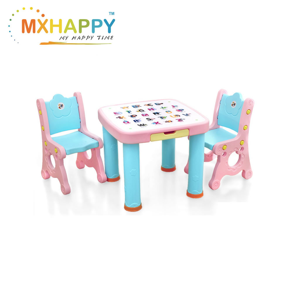 Mxhy Baby Children Table Chair