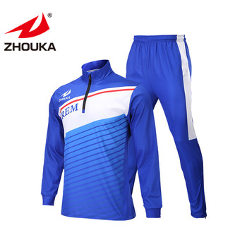 Cheap Tracksuits Custom Sweatsuit 100% Polyester Gym Sports Wear For Men