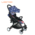 High quality aluminum frame foldable light weight portable travel cool 2019 baby stroller from china hebei manufacturer