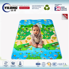 2017 new baby products alphabet kid&baby&toddler plastic play mat