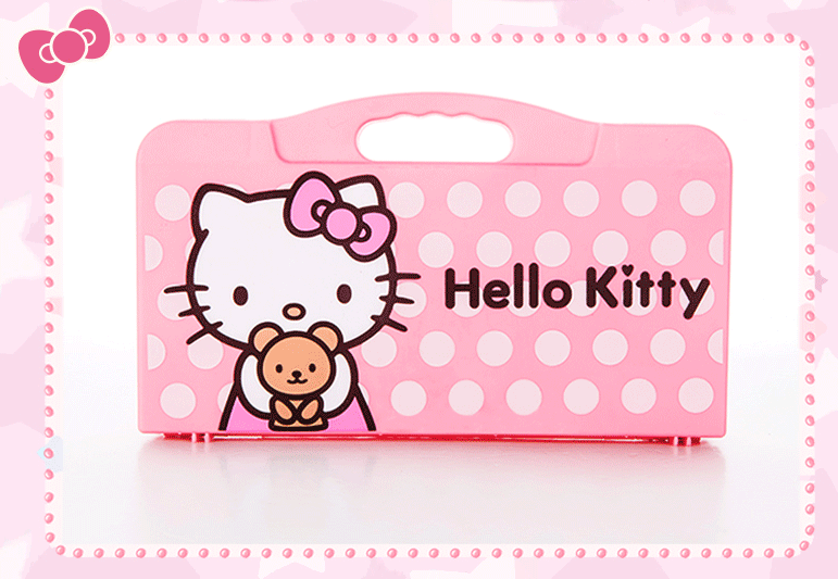 Hellokitty mahjong set
