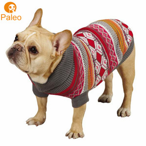 China Manufacturer Popular newest designer christmas dog clothes pet accessories