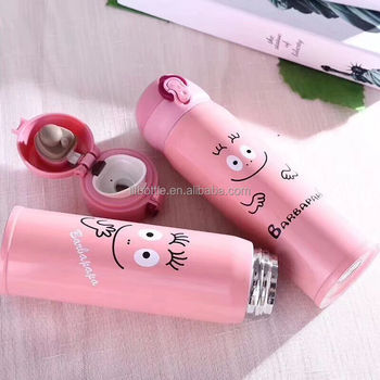 Private Label Custom Hello Kitty Thermos Bottle Best Insulated Water