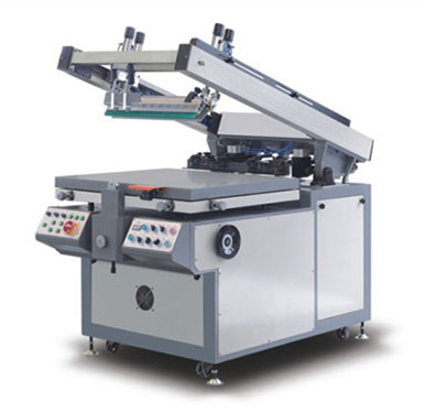 JB-8060A High Precision 4 Color Manual Table Vacuum Screen Printing Machine