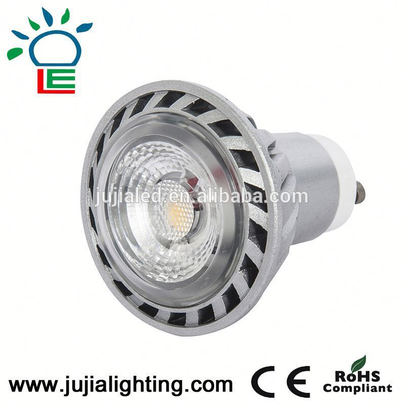 nature white dimmable 8w cob led spotlights