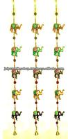 Five elephant,Indian (Rajasthani) Handicrafts,Wall hanging/door hanging
