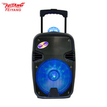 "temeisheng(feiyang) Wholesale in China professional powered 8"""" mini line array outdoor speakers pa systems"