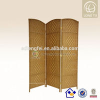 Asia Style High Quality Handmade Decorative Cheap Wholesale Balcony Divider