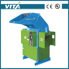 Heat Melting Polystyrene Foam Recycling EPS Block Machine