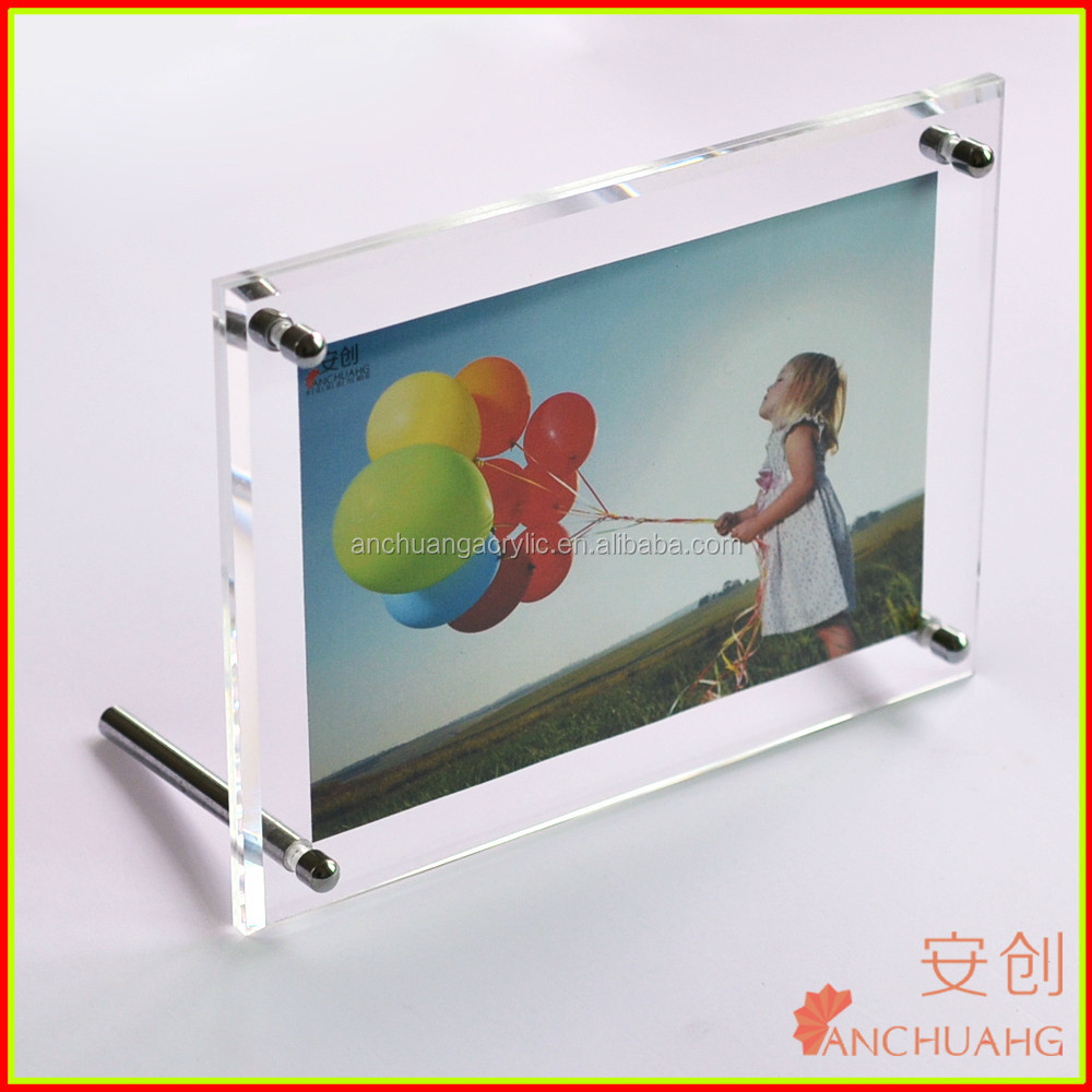 acrylic piture frames
