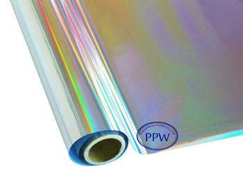 Aluminisé Papier Cadeaupapier Métalliséhologramme Papier Cadeau