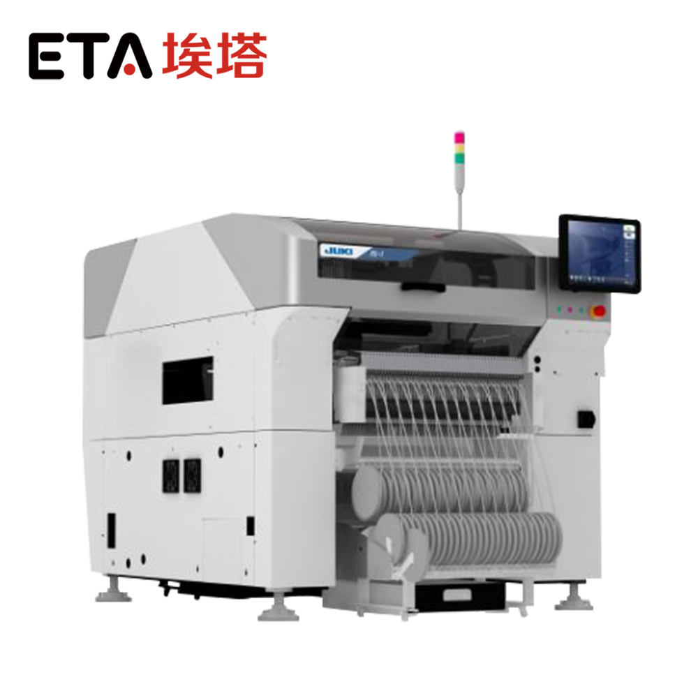 SMT Pick and Place Machine JUKI RS-1 Details