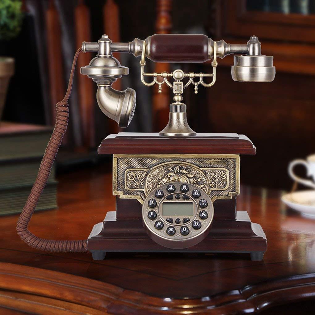 Edge To Corded Telephones Continental Telephone retro telephones antique telephones creative fixed telephone landline home Home living room phone