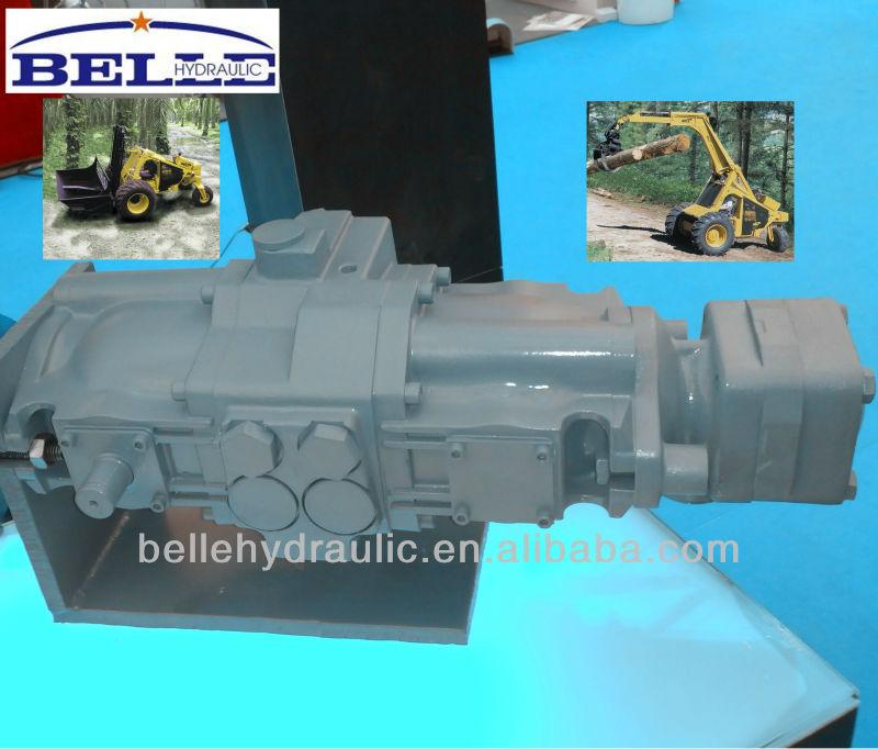 Eaton 78363 аксиально-поршневой насос TA1919 тандем насос Сделано в Китае