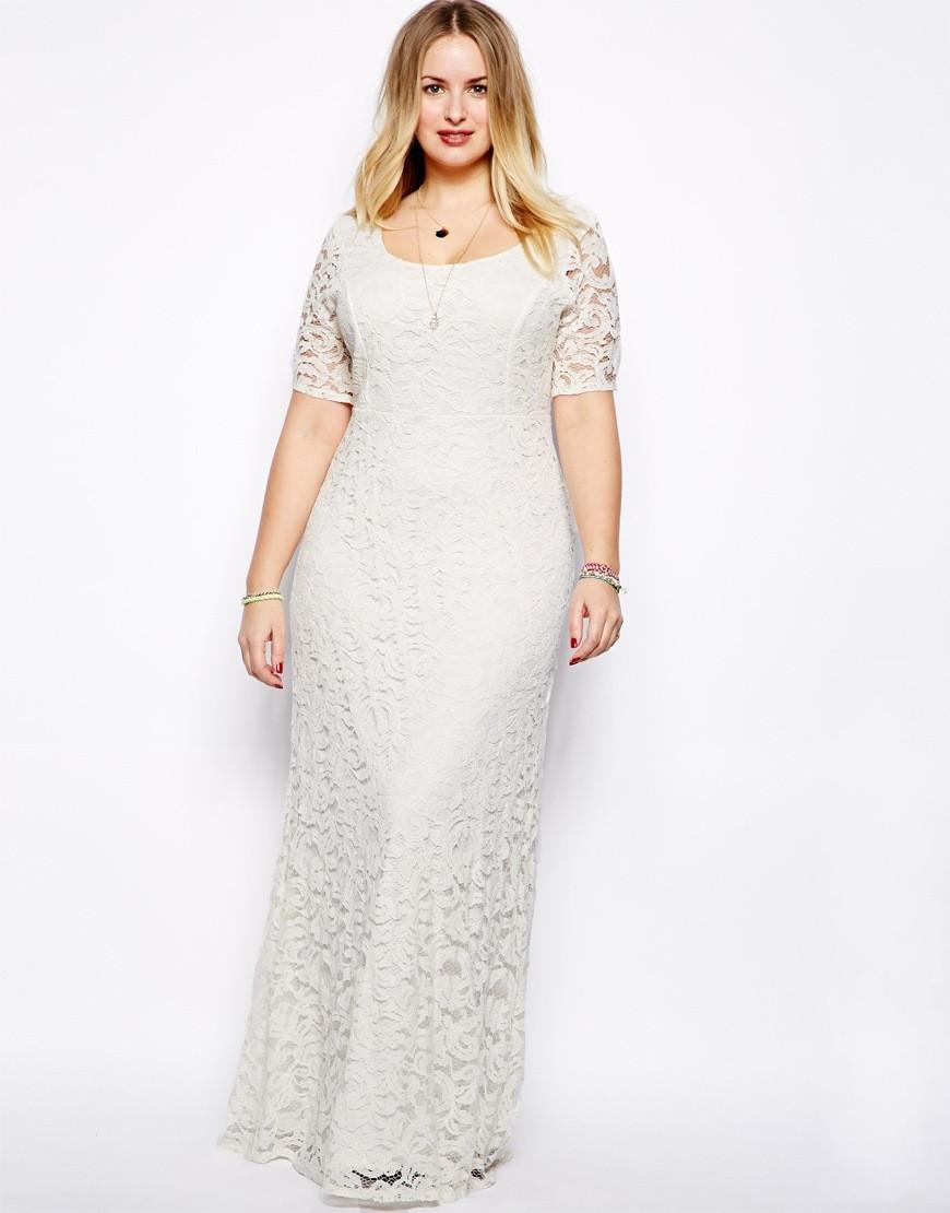 a3babb6a4ba Купить платья для полных женщин в интернет-магазине моды с бесплатной  доставкой